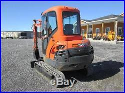 Kubota KX91-3 Mini Excavator Farm Tractor Dozer