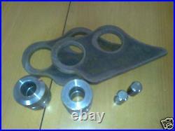 Kubota KX 41-3 and U15-3 and KX015-3 Bucket conversion bracket set