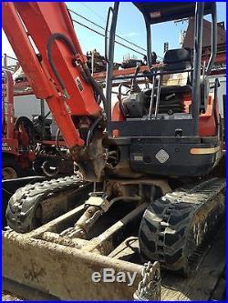 Kubota KX 91-3 Mini Excavator