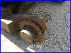 Kubota Kx41-3 Mini Excavator For Parts