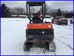 Kubota Kx71-3 Mini Excavator