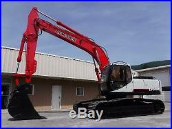 Link Belt 3400q Excavator Jb Hendrix Hydraulic Quick Attach Coupler