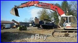 Link Belt Ls4300 Series II Excavator Cummins Diesel 215hp