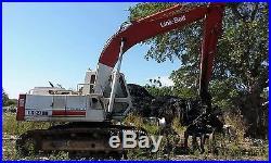 Linkbelt LS-2700C Excavator & Grapple