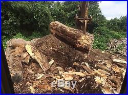 Linkbelt excavator