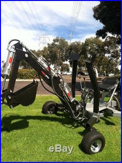 MINI BACKHOE, MINI EXCAVATOR, TRENCH DIGGER, NEW! , FREE SHIPPING