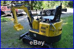 Mini Excavator NEW! Never used, very powerfull