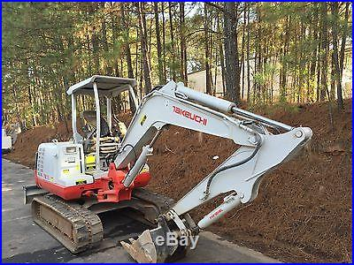 Mini Excavator Takeuchi TB135