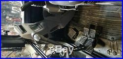 Mini excavator, kx-040-4, thumb, cab, trailer, buckets