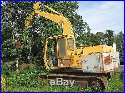Mitsubishi Hydraulic Excavator MS120-8
