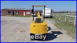 Mitsubishi ME15 Mini Excavator Trackhoe Backhoe Dozer Mitsubishi Diesel Engine