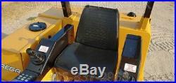 Mitsubishi ME35 Mini Excavator Trackhoe Backhoe Mitsubishi Diesel With Thumb