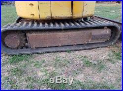 Mitsubishi MX55 Excavator