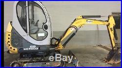 Mustang ME2203 Mini Excavator