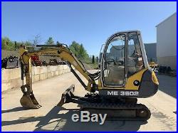 Mustang ME3602 Mini Excavator With Tilt And Two Buckets