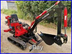 NEW 09 MINI Hydraulic Crawler Excavator Bulldoz Shipped by Sea to your Port