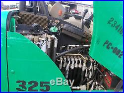 NICE 2008 BOBCAT 325G MINI EXCAVATOR 2 SPEED