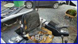 NO RESERVE! Bobcat x320 Mini 1993 Hours