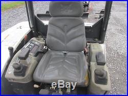 Nice Bobcat 331G Mini Excavator With Hydraulic Thumb