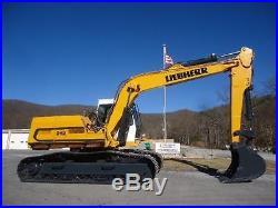 Nice Clean Liebherr R912lc Hydraulic Excavator With Auxiliary Hydraulics