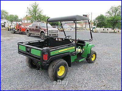 Nice John Deere 4x2 TE Gator Utility Vehicle