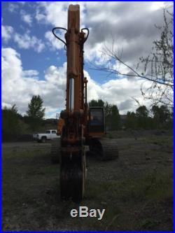 No Reserve Hatachi Excavator Model EX450LC