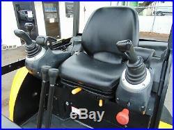 Only 125 Hours 2019 Jcb 8029-cts 7,000 Lb Excavator Perkins Diesel Pilots