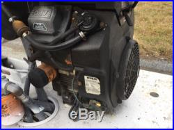 RHM Go-For Excavator / Backhoe Towable Self Propelled. LOW SHIPPING RATES