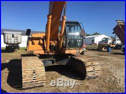 SE 280 LC-2 Samsung Excavator