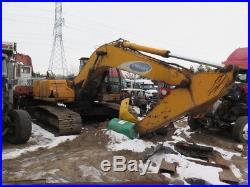 Samsung Excavator with Magnet Cummins 8.3L 505HP