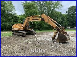 Samsung SE130LC Excavator