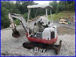 TAKEUCHI TB014 Mini Excavator