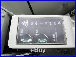 TAKEUCHI TB035 MINI EXCAVATOR PUSH BLADE 3RD VALVE 3147 HOURS BUCKET CLEAN