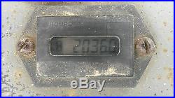 Takeuchi Mini Excavator TB014
