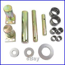 Takeuchi TB016 King Post Pin & Bush Kit (after to Serial Number 1168971)
