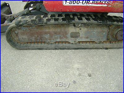 Takeuchi TB125 Excavator, Dig 9'5 2007, Low Hours, FL Based Unit, We Ship $1 mile