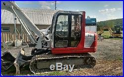 Takeuchi excavator TB070