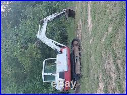 Takeuchi tb 175 excavator