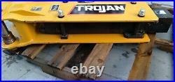 Trojan th35 hydraulic hammer breaker for mini excavator