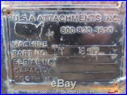 USA Attachments Inc Manual Thumb Attachment Grapple bidadoo