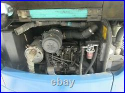 USED IHI 28N EXCAVATOR Diesel Rubber Tracks 40/90 Boom 3rd Valve