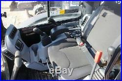 USED KUBOTA KX040-4 (2016) Enclosed Cab with AC & Heat, Hydraulic Thumb 24 Bucket