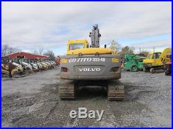 Volvo EC140LC Excavator