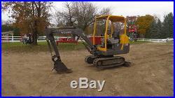 Volvo EC20B Mini Excavator