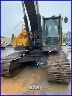 Volvo EC350EL Excavator