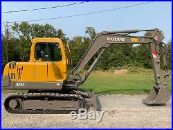 Volvo EC55 Hydraulic Midi Excavator VERY NICE