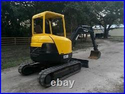 Volvo Ecr38 Excavator Quick Attach 2 Speed