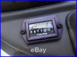 YANMAR SV08 MINI EXCAVATOR With 10HP DIESEL. ADJUSTABLE TRACKS. ONLY 873 HRS. NICE