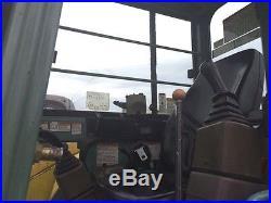 YANMAR SV-100 HYDRAWLIC EXCAVATOR ENCLOSED CAB AC/HEAT RUBBER TRACKS BOB CAT
