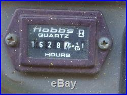 Yanmar B08-3 mini excavator 2004 1629 hrs